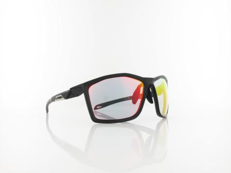 ALPINA | Twist Five QVM+ A8594 531 58 | black matt / QVM+ rainbow