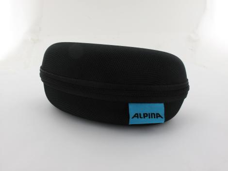 ALPINA | Twist Five VLM+ A8595 231 60 | black matt / VLM+ blue