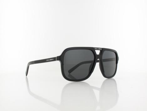 Dolce&Gabbana | DG4354 501/87 58 | black / grey