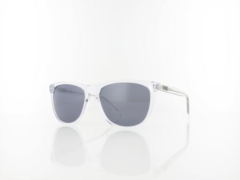 HIS | HS359-001 52 | crystal clear / grey mirror