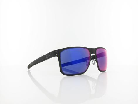 Oakley | Holbrook Metal OO4123 02 55 | matte black / +red iridium