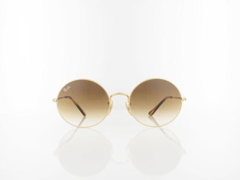 Ray Ban | RB1970 914751 54 | gold / clear gradient brown