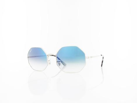 Ray Ban | RB1972 91493F 54 | silver / clear gradient blue