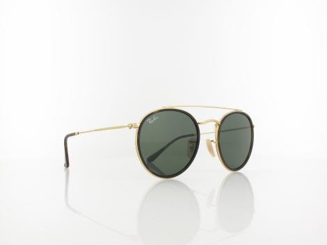 Ray Ban | RB3647N 001 51 | gold / green