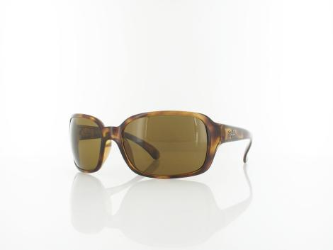 Ray Ban | RB4068 642/57 60 | havana / brown polarized