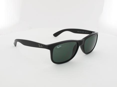 Ray Ban | Andy RB4202 606971 55 | matte black / dark grey