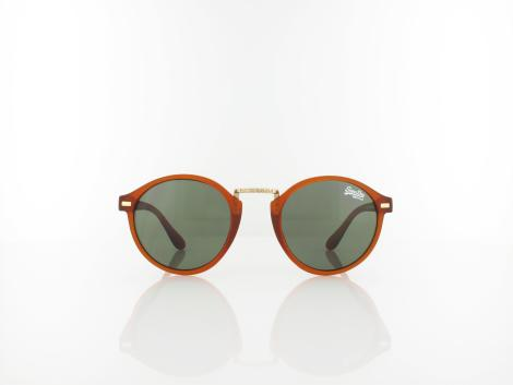 Superdry | Crescendo 103 48 | honey brown / green
