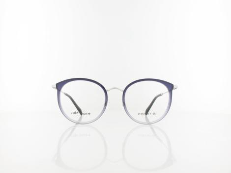 Comma | 70089 32 50 | blue grey transparent silver