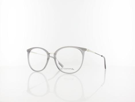 Comma | 70091 90 49 | transparent grey silver