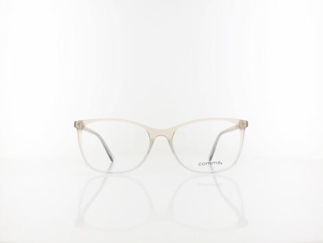 Comma | 70094 69 54 | transparent beige to grey
