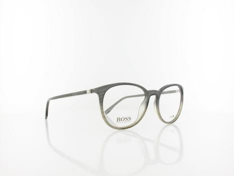Boss | Boss 0714/N 1UJ 52 | camouflage transparent grey