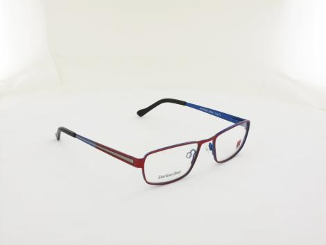 Timezone | Etienne small 74 50 | red blue